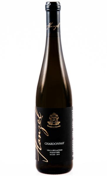 Chardonnay, pozdní sběr 2012